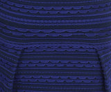 Christian Dior Blue Polyamide Dress 5