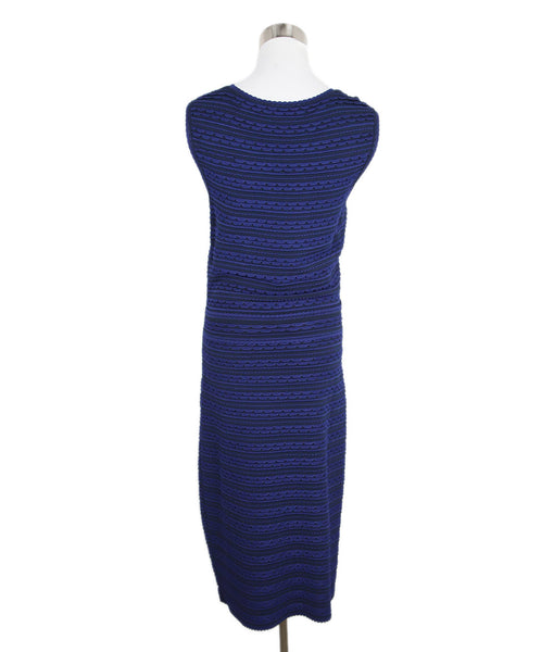Christian Dior Blue Polyamide Dress 3