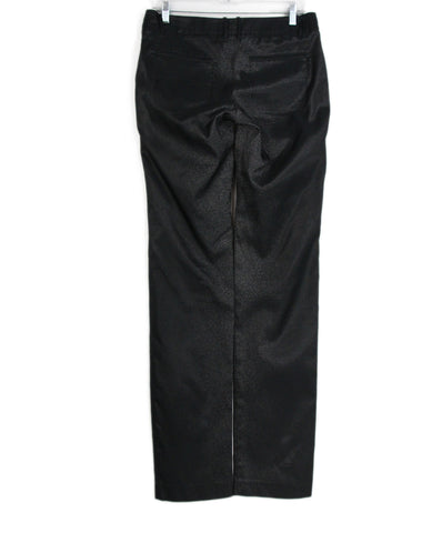 Christian Dior black silver pants 1