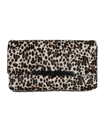 Christian Louboutin Animal Print Haircalf Handbag 1 ... 95ba8c0388234