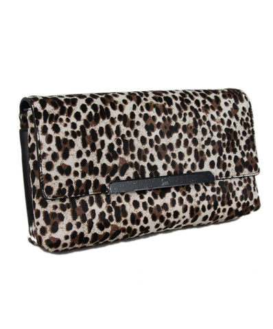 Christian Louboutin Animal Print Haircalf Handbag 1