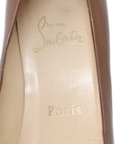Christian Louboutin Tobacco Leather Shoes 6
