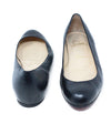 Christian Louboutin Black Leather Flats 3