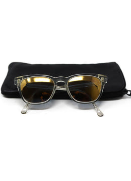 Chrome Hearts Clear Sunglasses 1