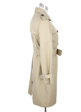 Coach Khaki Cotton Trenchcoat 2