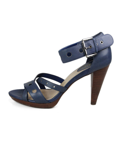 Cole Haan Blue Leather Sandals 2