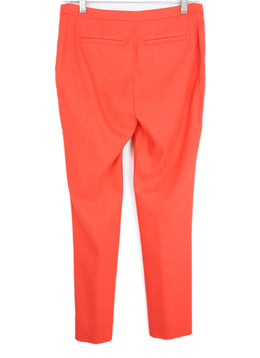 DVF Orange Cotton Pants 2