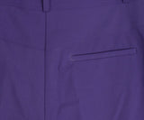 DVF Purple Lilac Wool Pants 6