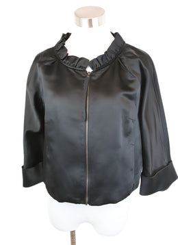 D&G Black Acetate Jacket 1