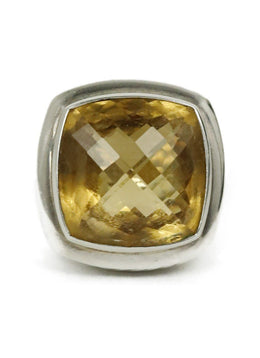 Ring David Yurman Sterling Silver Citrine 2