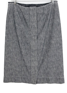 Derek Lam Blue White Denim Skirt 2