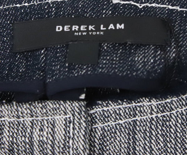 Derek Lam Blue Denim Skirt 3