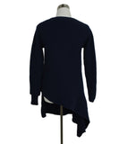 Derek Lam Blue Navy Cashmere Tunic Sweater 3