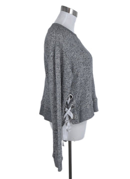 Derek Lam Grey Cotton Sweater 2