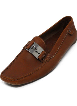 Dior Brown Loafers 1