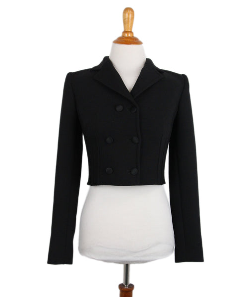 Dolce & Gabbana Black Jacket 1