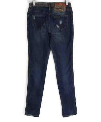 Dolce & Gabbana blue denim jeans 1
