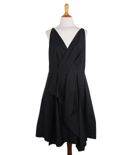 Donna Karan Black Dress 1
