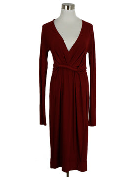 Donna Karan Red Dress 1