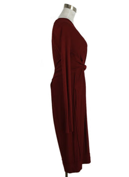 Donna Karan Red Dress 2