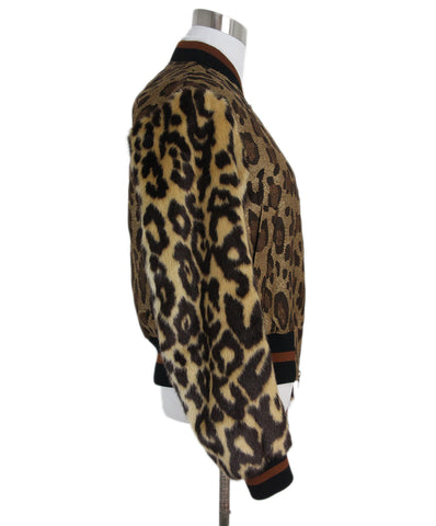 Dries Van Noten Leopard Jacket 1