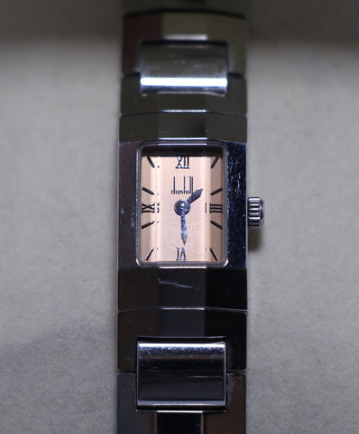 Dunhill Stainless Steel Copper Watch 1
