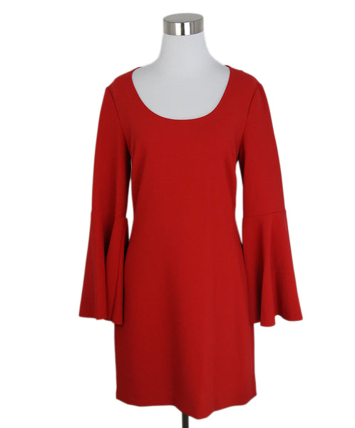 Elizabeth & James red dress 1