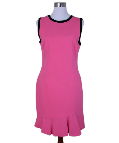 Emilio Pucci Pink Wool Dress 1