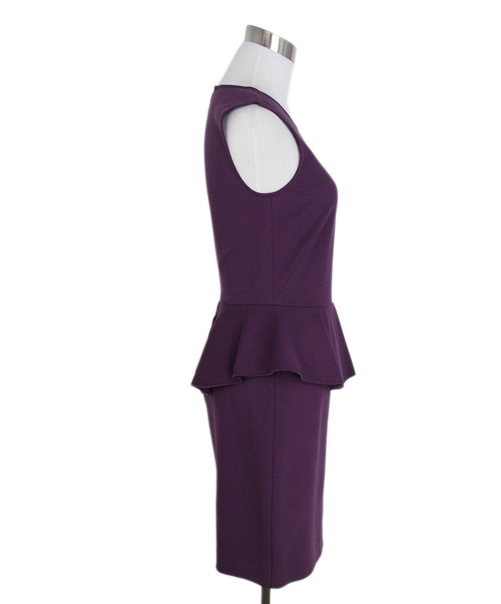 Emilio Pucci Plum sleeveless dress 2