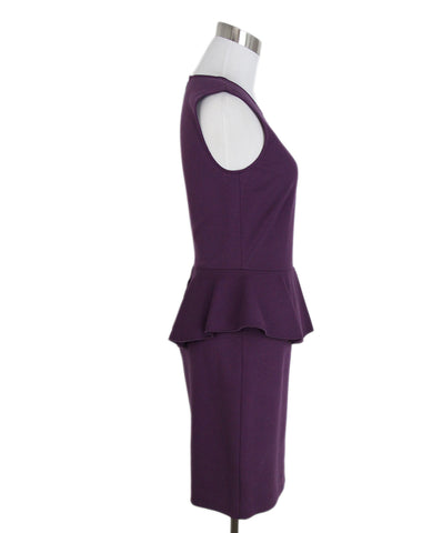 Emilio Pucci Plum sleeveless dress 1