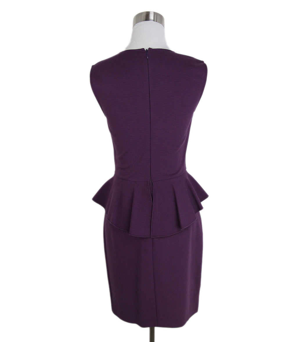 Emilio Pucci Plum sleeveless dress 3