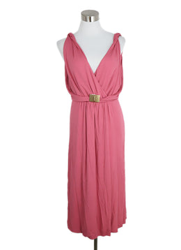 Emilio Pucci Pink Viscose Dress 1