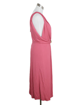 Emilio Pucci Pink Viscose Dress 2