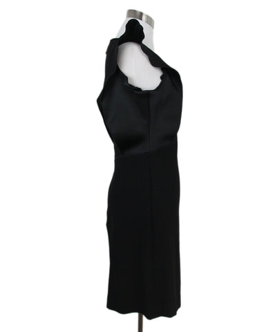 Escada Sport black silk dress 1
