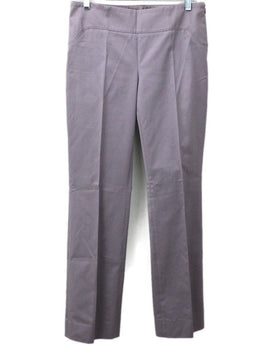 Fendi Lavender Cotton Pants