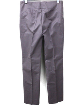 Fendi Lavender Cotton Pants 1