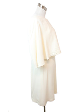 Fendi Ivory Silk Dress 2