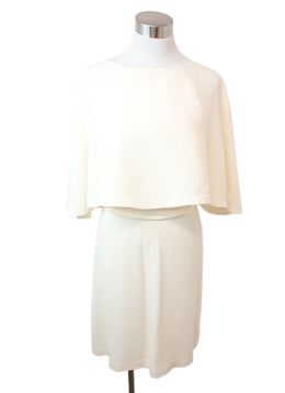 Fendi Ivory Silk Dress 1