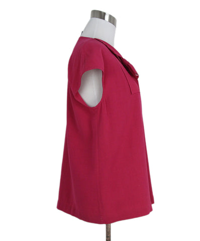 Fendi pink fuchsia top 1
