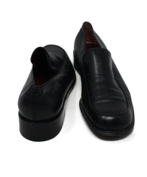Ferragamo Black Leather Loafers 3