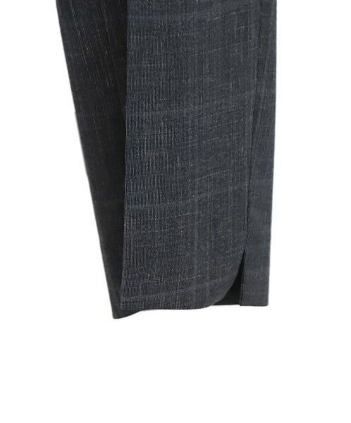 Ferragamo Grey Wool Pants 6