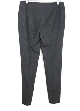 Ferragamo Grey Wool Pants 2