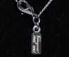 Ferragamo Silver Lock & Key Necklace | Ferragamo