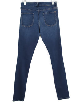 Frame Blue Denim Pants 2