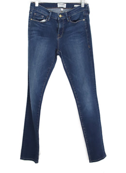 Frame Blue Denim Pants 1