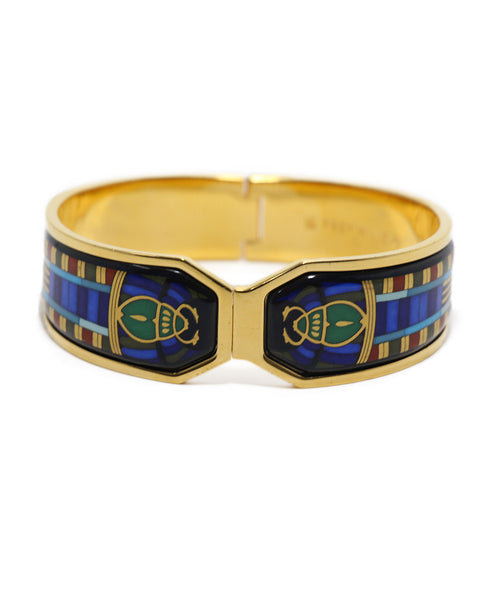 Frey Wille Gold Blue Bracelet 1