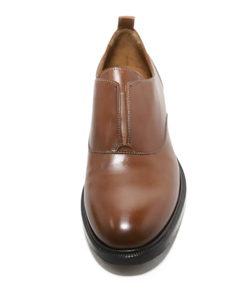 Frye Brown Leather Shoes 2