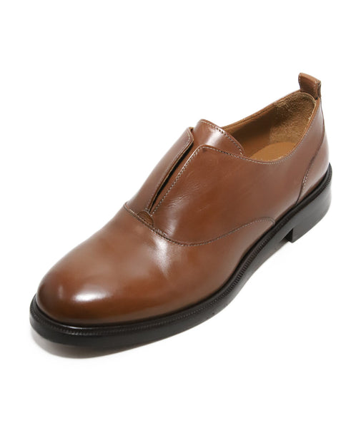 Frye Brown Leather Shoes 1