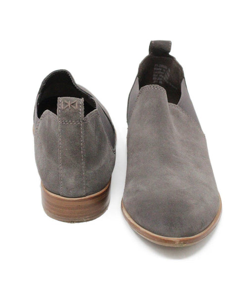 G.H. Bass & Co. Grey Suede Loafers 2