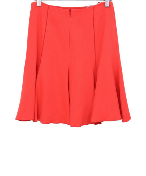 Giambattista Red Skirt 1